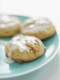 Sweet Paul Lemon Cardamom Cookies